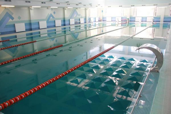Бассейн в Одинцово со справкой при бассейне